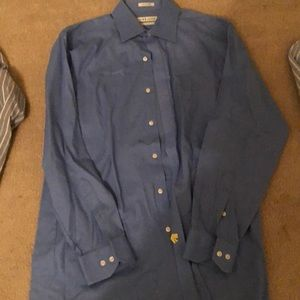 Various long sleeve button up shirts
